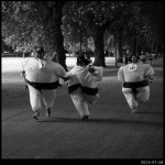 Sumo Run, Battersea Park