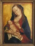Rogier van der Weyden, Maria Lactans follower 1399-1400-1464