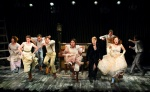 The company of Into the Woods. by Catheine Ashmore.