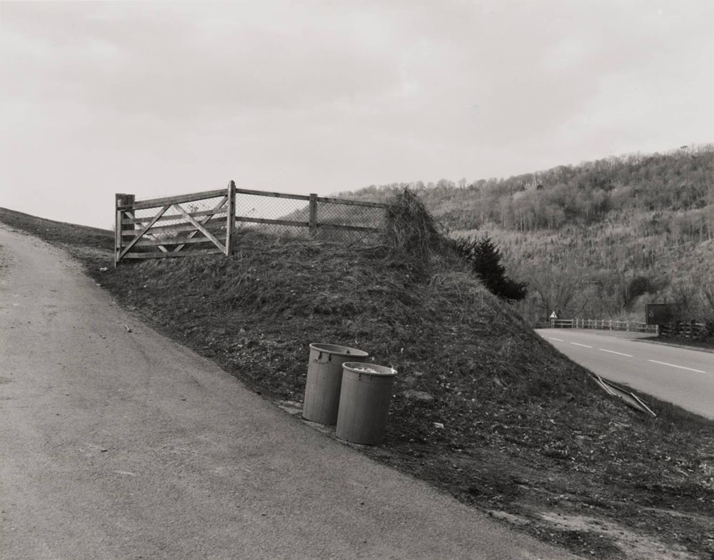 Keith Arnatt, A.O.N.B. (Area of Outstanding Natural Beauty) 1982-4. © Estate of Keith Arnatt.