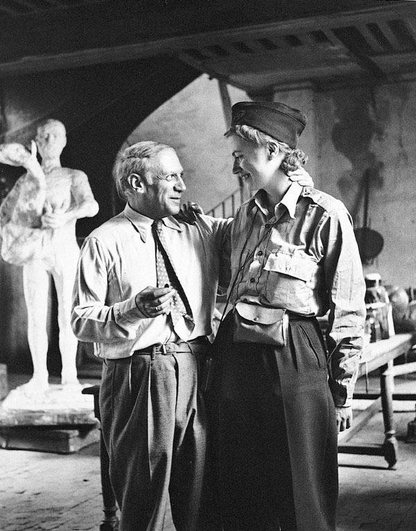 adams - picasso-con-lee-miller