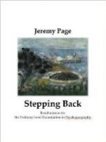 stepping back