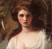 Emma Hamilton, Seduction and Celebrity, National Maritime Museum. Barbara Lewis.