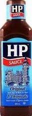 hp sauce upright