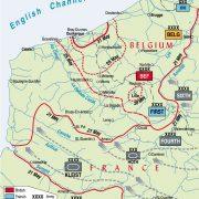 W Dunkirk Map 4CSep06