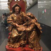 Aleijadinho's Saint Anne