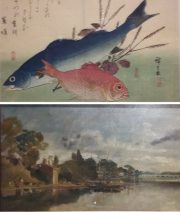 Fascinating visions: Hiroshige and Turner in Rome. Review by Carla Scarano.