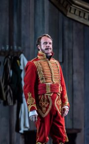 War and Peace, WNO. Review by Barbara Lewis.