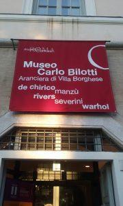 Balla: Villa Borghese. Review by Carla Scarano.