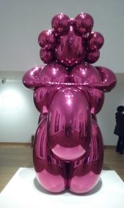 Jeff Koons, Ashmolean Museum. Review by Carla Scarano.