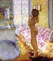 Marthe de Meligny, Pierre Bonnard exhibition, Tate Modern. Review by Jane McChrystal.