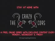 Artwork - Stay at Home with Crazy Coqs_narrow