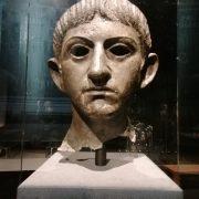 Bronze of Nero