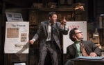 Richard Coyle (Larry Lamb) and Justin Salinger (Brian McConnell)_credit Marc Brenner.