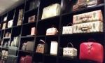 Gucci luggage.