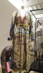 Michele Obama's dress.