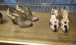 linen shoes.