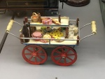 German refreshment trolley. Another Rambolitrain picture – the dessert trolley…
