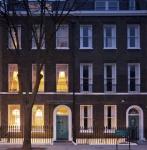 Exterior - night - Credit Siobhan Doran Photography Credit, Charles Dickens Museum.