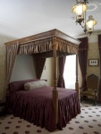 Master Bedroom - Credit, Siobhan Doran Photography Copyright, Charles Dickens Museum.