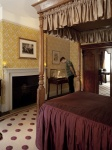 Master Bedroom 2 Credit, Siobhan Doran Photography Copyright, Charles Dickens Museum.