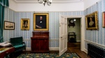 Morning Room 2. Credit, Newangle Copyright, Charles Dickens Museum.
