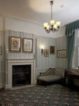 Morning Room. Credit, Siobhan Doran Photography Copyright, Charles Dickens Museum.