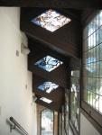 Staircase, Migratory birds, Cambellotti.JPG