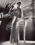 Jay Thorpe, New York collection gown. December, 1939. Private collection.