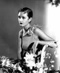 Primrose Salt, Debutante of the Year, shown with the fashionable Eton crop hairstyle,  photograph by Paul Tanqueray, 1933, courtesy of a Private Collection.