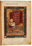 Codex Amiatinus, on loan from Biblioteca Medicea Laurenziana, Florence.