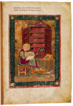 Codex Amiatinus, on loan from Biblioteca Medicea Laurenziana, Florence.