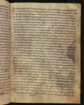 The Moore Bede, on loan from Cambridge University Library.
