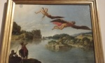 Carlo Saraceni, Fall of Icarus.