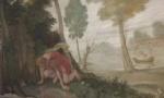 Domenichino, Narcissus.