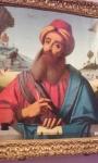Giovanni Battista Benvenuti, Portrait of Ovid.