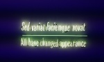 Joseph Kosuth, All have changed appearance.