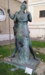 Giorgio de Chirico, Hector and Andromache.