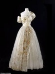 Dior Princess Margarets gown.