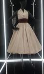 Dior Romaneque dress autumn/winter 1950.
