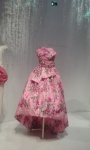 Dior floral dress 1956.