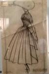 Dior sketch summer dress.
