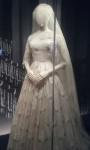 Dior wedding dress.
