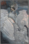 Mikhail Vrubel. Svaneprinsessen. Credit: Munchmuseet