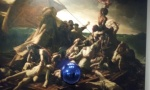 Gazing Ball ( Gericault Raft of the Medusa), 2014-15.