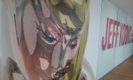 Jeff Koons' exhibition, Ashmolean.
