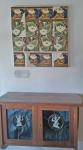 Casina delle Civette, artistic tiles.
