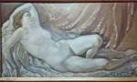 Adolfo De carolis, Naked woman (1903).