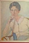 Vittoria Morelli, Portrait (1914).