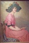 Filippo Anvitti, Portrait (1914).